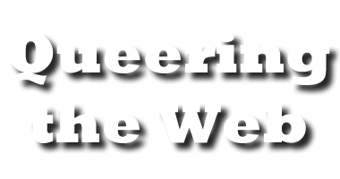 Queering the Web Logo