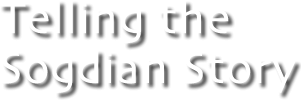 Telling the Sogdian Story Logo